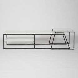 TV Stand Pal | White