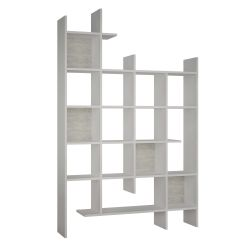 Bookshelf Manco | White