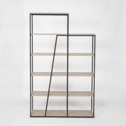 Bookshelf Pal | Light Mocha