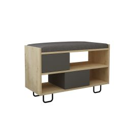 Shoe Cabinet Troy | Oak