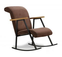 Rocking Chair Yoka | Brown