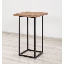 Side Table Quantum Aspera | Black Pine