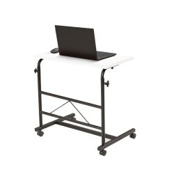 Adjustable Laptop Standing Desk Aris | Black & White