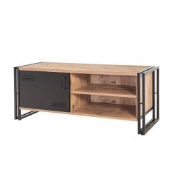 TV Stand Cosmo Foris | Black Pine