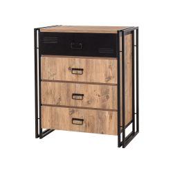Dresser Cosmo Luna | Black Pine