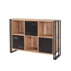 Bookshelf Cosmo Tribus | Black Pine