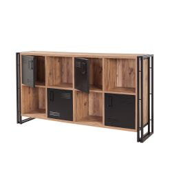 Bookshelf Cosmo Matrix | Black Pine
