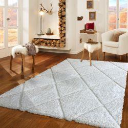 Teppich 2001A 160 x 230 cm | Weiß