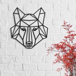 Wall Decoration Animals Wolf