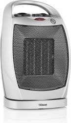 Portable Ceramic Fan Heater 1500 W | White