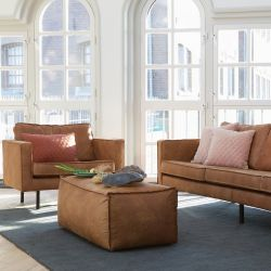1 Seater Sofa Rodeo | Cognac