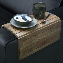 Flexible Wooden Tray XL | Oak Antique