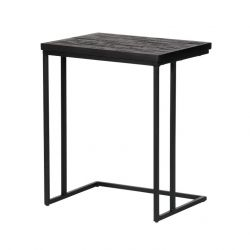 Side Table Sharing | Black