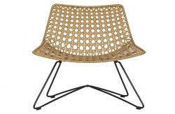 Outdoor Lounge Chair Weave | Natural