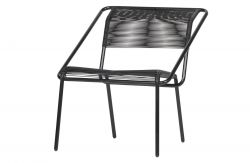 Outdoor Chair Wisp | Schwarz
