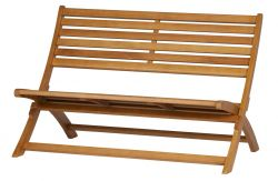 Outdoor Bench Lois | Natural