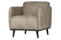 1 Seater Sofa Statement | Grey