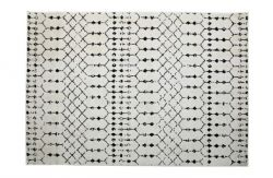 Rug 170 x 240 cm Sansa | White