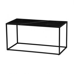 Table d'Appoint 90 cm | Noir