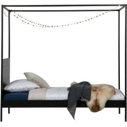 Canopy Bed Baron | Black
