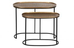 Side Tables Set of 2 Embrace