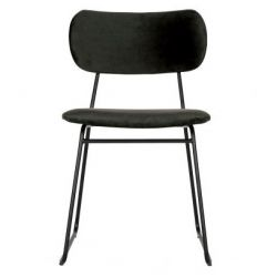 Dining Chair Wimple | Black