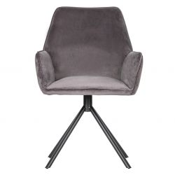 Dining Chair Amber | Grey