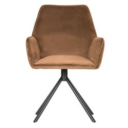 Dining Chair Amber | Caramel