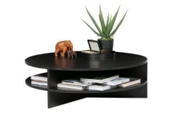 Table d'Appoint Trian | Noir