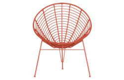 Outdoor Chair Jane | Red
