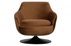 Chaise Tournante Jada | Brown