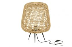 Lampe de Table Moza Bambou | Naturel