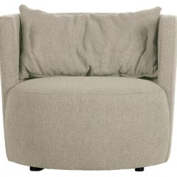 Easy Chair Bouclé | Naturel