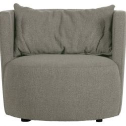 Easy Chair Bouclé | Grey