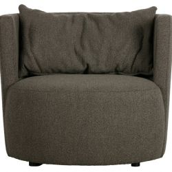 Easy Chair Bouclé | Brown