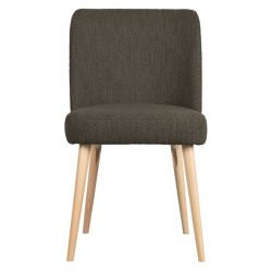 Dining Chair Force Set of 2 | Brown