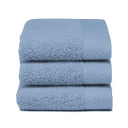 Guest Towel Pure Blue | Set of 3