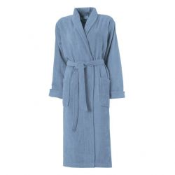 Bathrobe Pure | Blue