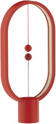 Balance Lamp Ellipse USB Red | DesignNest Heng
