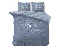 Duvet Cover Always Kiss Me