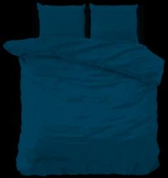 Bettbezug Stein Gewaschen | Blau