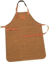 Leather Apron | Rust Brown