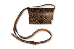 Shoulder Bag Kate Medium | Dark Leopard