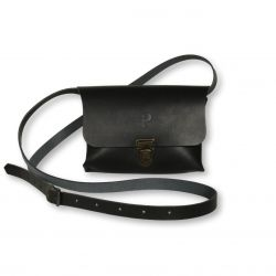 Shoulder Bag Kate Medium | Black