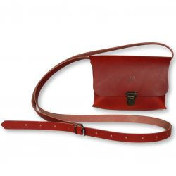 Shoulder Bag Kate Medium | Red