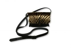 Shoulder Bag Kate Medium | Zebra Gold