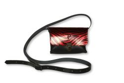 Shoulder Bag Kate Medium | Zebra Red