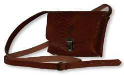 Shoulder Bag Kate Medium | Jungle Cognac