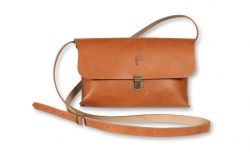 Shoulder Bag Kate Big | Cognac