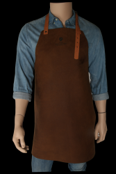 Apron Thomas | Dark Brown